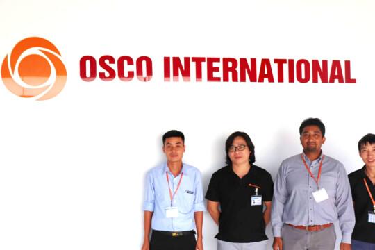 OSCO INTERNATIONAL